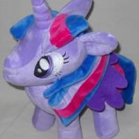 Boneka My Little Pony 32 cm Twilight Sparkle Purple C521278P