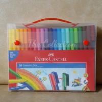 ATK0240FC 60 warna Connector pen Faber-Castell 60 warna 155071 spidol