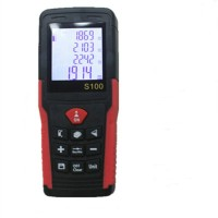 Digital Laser Pengukur Jarak 40 M / Digital LCD Laser Distance 40 M.