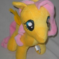 Boneka Apple Jack My Little Pony 10 Inch Kuning Jingga P521277YP