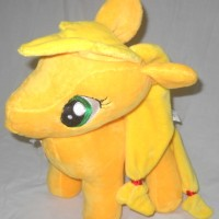 Mainan Boneka My Little Pony 10 Inch Full Yellow JK521277FY