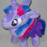 Boneka Twilight Sparkle My Little Pony 10 Inch Purple Ungu V521277P