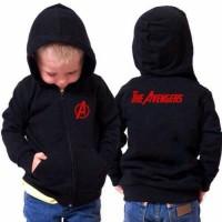 Jaket Anak The Avengers - Dennizzy Clothing