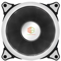 FAN CASING CUBE GAMING Ring Fan 12CM 1300RPM White Led
