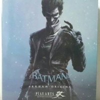 PLAY ARTS KAI: THE JOKER BATMAN ARKHAM ORIGINS KWS bukan square enix