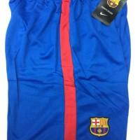celana barcelona home biru 2016 / 2017 Baru | Aksesoris Bola Fu