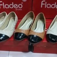 Flatshoes cantiq brand Matahari merk Fladeo