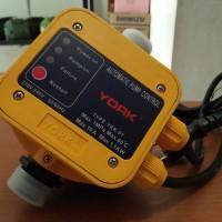 Otomatis pompa air/automatic press control YORK-01 GARANSI 12 BULAN.