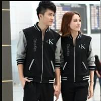 JUAL MURAH [Cp Jkt CK CL] pakaian pasangan jaket cewek + cowok