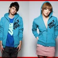 JUAL MURAH [ Cp Jkt Only You CL] pakaian jaket couple