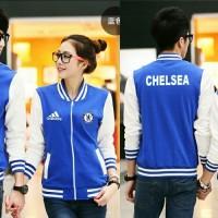 JUAL MURAH [Cp Jkt Chelsea CL] pakaian pasangan jaket cowok+cewek