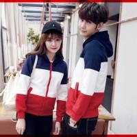 JUAL MURAH [ Cp Jkt Estonia CL] pakaian jaket couple
