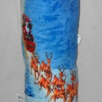 Guling Santa Christmas Gift Kado Hadiah Natal Photo Print A530139SKS