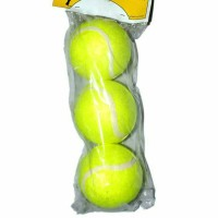 Tennis Ball 3 Pcs - Bola Tenis / Bola Kasti/bola permainan