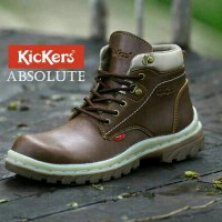 promo Sepatu termurah boot kikers absolute kualitas premium