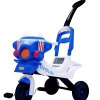 Sepeda Anak Roda Tiga Polisi