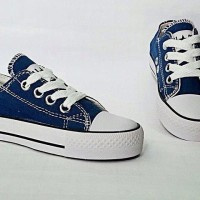 Sepatu Converse Anak Low Pendek Kids Tali