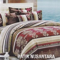 Sprei STAR Batik Nusantara 2 ukuran 200 x 200 Limited