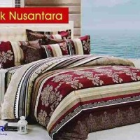Sprei STAR Batik Nusantara 2 ukuran 100 x 200 X 25 Limited