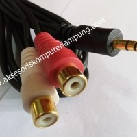 3.5mm to RCA Female Cable Gold Plated