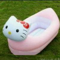 Bak Mandi Bayi Munchkin Hello kitty