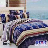 Sprei STAR Batik Nusantara 1 ukuran 120 x 200 Berkualitas
