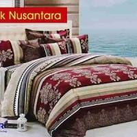 Sprei STAR Batik Nusantara 2 ukuran 120 x 200 Limited