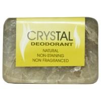 Crystal Deodorant ne bali soap