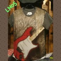Distro Printing Tshirt Guitar
