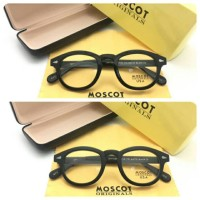 Paket Kacamata Moscot Lemtosh USA + Lensa Minus Antiradiasi