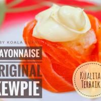 KEWPIE 1KG | Mayonnaise Original | Mayo Kualitas Terbaik