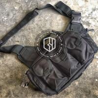tas selempang tactical army military bag multifungsi magazine pouch