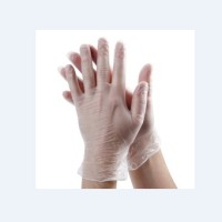 Sarung Tangan Vinyl / Glove Vinyl / Gloves Vinyl Merk Trasti PER BOX