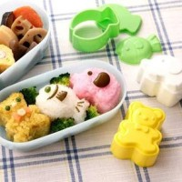 Cetakan Nasi Bento Animal (Rice Mold)
