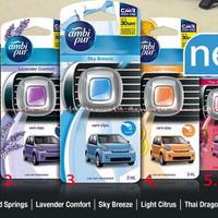 Ambi pur Car Pengharum Mobil AmbiPur Car Mini Clip 30 day 30 Hari