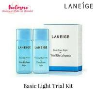 LANEIGE Basic Care Light Trial Kit ( 2 item)