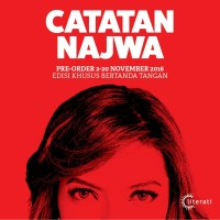 Buku - Catatan Najwa - Najwa Shihab | Original - Terbaru - Ready Stock
