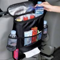 Car seat organizer besar gen 2 - Tmpt Makanan & Minuman di Mobil