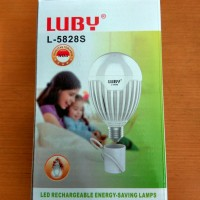 lampu LUBY 18w emergency dan power bank