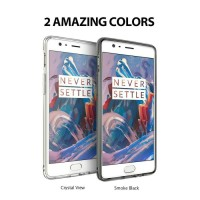 Original Rearth Ringke Fusion OnePlus 3 / OnePlus 3T Smoke Black