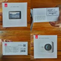 Xiao Mi Yi 4k Action Camera White