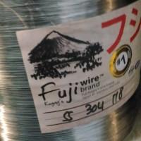Kawat SS 34 AWG Stainless Steel 304 SOFT Fuji Vaporizer