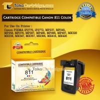 Cartridge tinta Canon CL 811 cl811, Canon IP2770 MP237 MP245 MP258 MP
