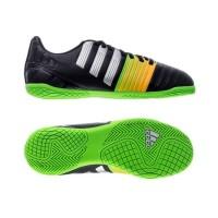 sepatu futsal anak adidas nitrocharge 4.0 hitam original