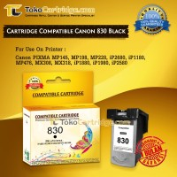 Cartridge Tinta Canon PG830 PG 830 Black Catridge PG830 IP1980 IP1880