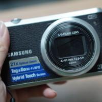 Samsung WB350F Digital Smart Camera Full Set