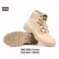 MURAH! Sepatu Gunung Boot Safety Hiking Outdoor Tactical Carrier |Tact