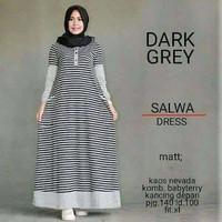 PROMO,MURAH,BARU grosir baju murah / baju Long dress / Salwa Dress