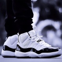 Nike Air Jordan Retro 11 Premium Original ( Sepatu basket ball jordan