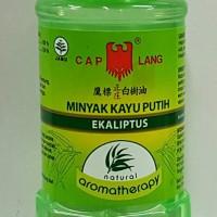 Minyak Kayu Putih Cap Lang Aromatherapy 60 ml